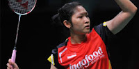 Susunan pemain Indonesia piala Sudirman 2013 (perempatfinal) - exnim.com