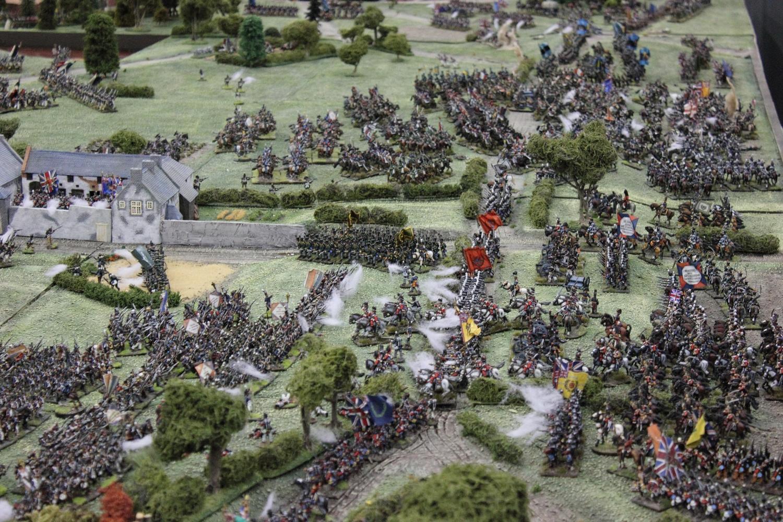 Battle Brush Studios Review Victrix Austrian Napoleonic