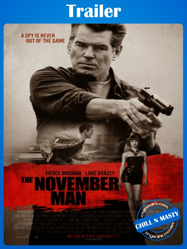 The November Man Torrent