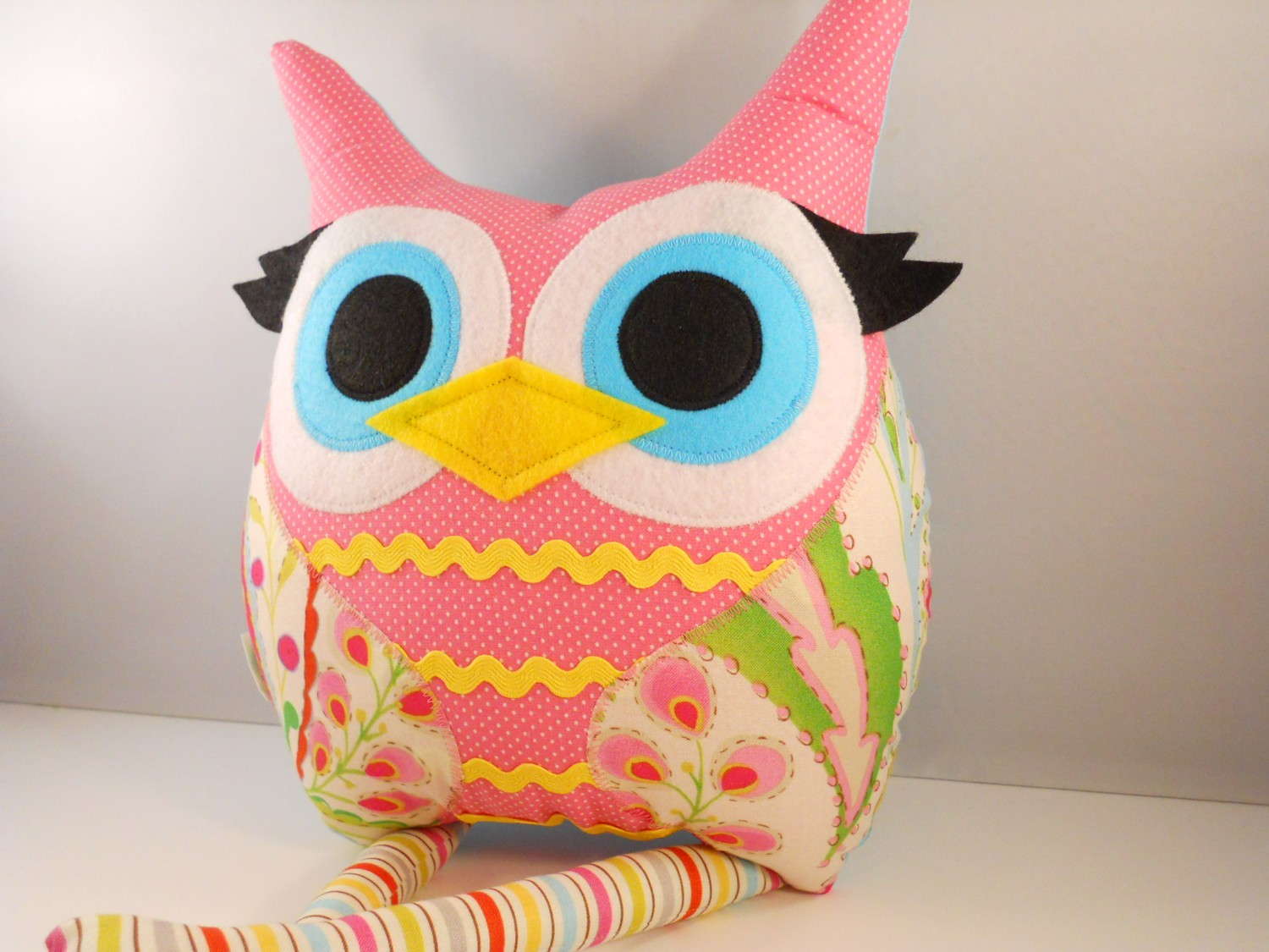 Things That Are Not An Owl Ttanao 4 Stuffed Animal Owls