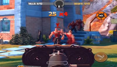 Blitz Brigade mod apk-screenshot-1