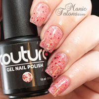 Couture Gel Polish Fireworks Swatch