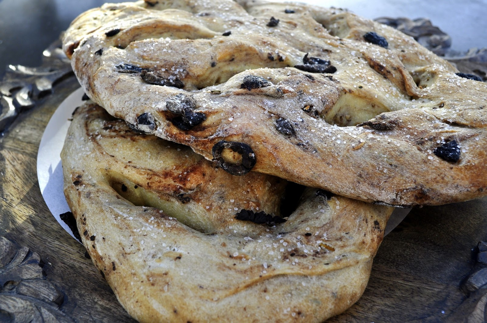 french bread infused with olives rosemary and lemon zest rosemary ...
