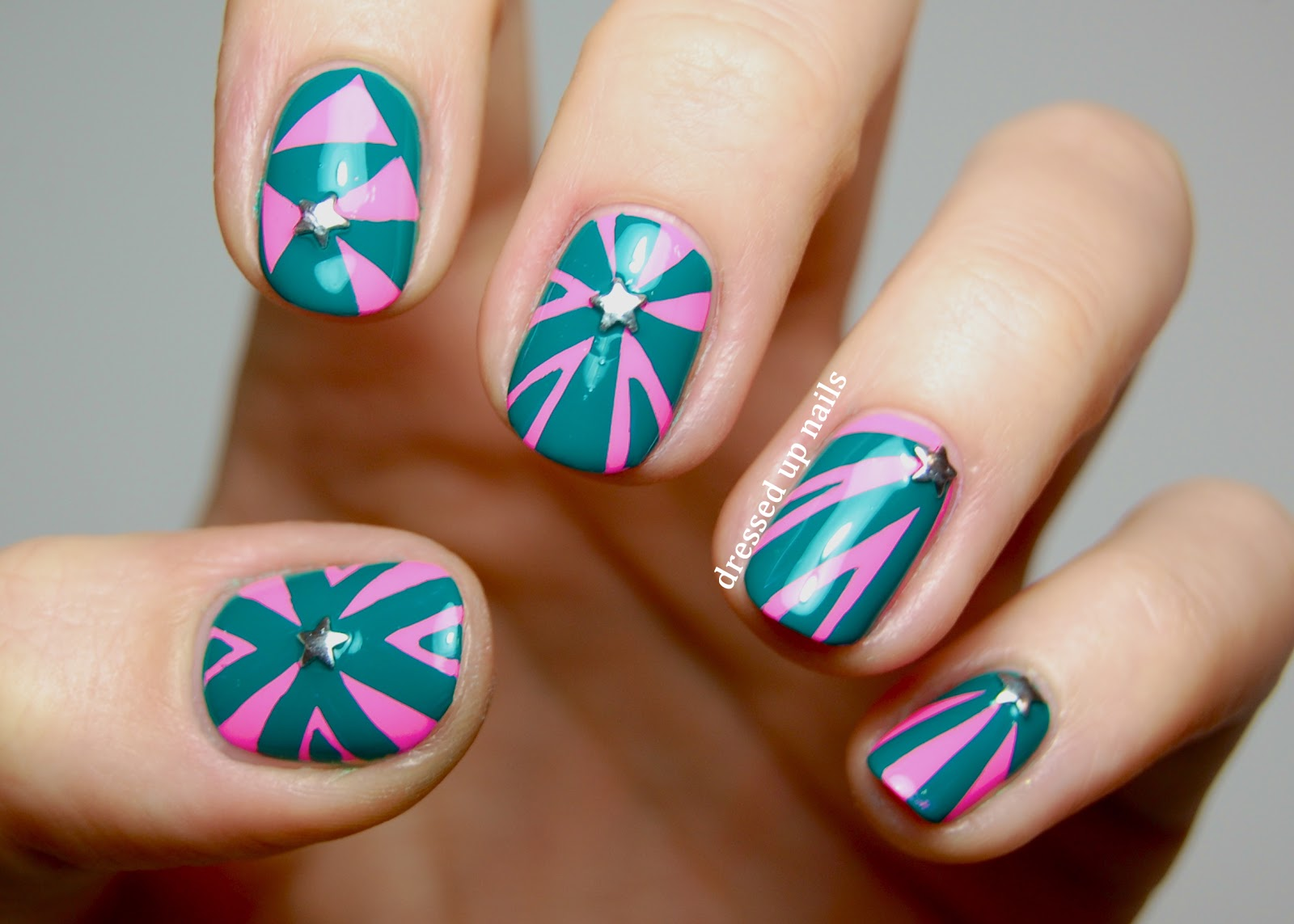 Nail Art Designs With 2 Colors - CrossfitHPU