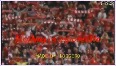 Milan-Liverpool, Champion League 2005