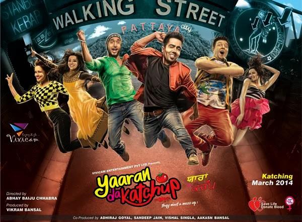 Yaaran Da Katchup, Hardy Sandhu, Punjabi Movie