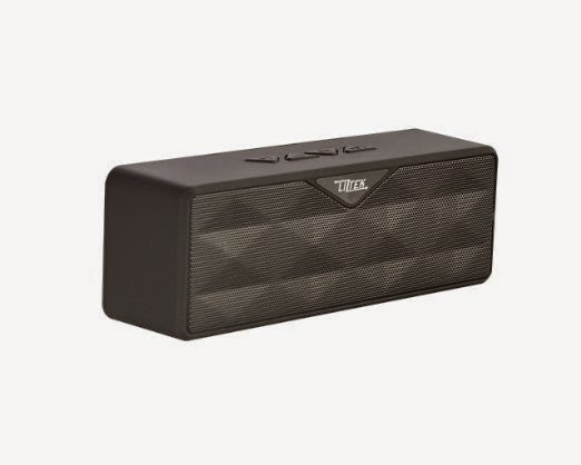 Liztek Ultra-Portable Wireless Bluetooth Speaker