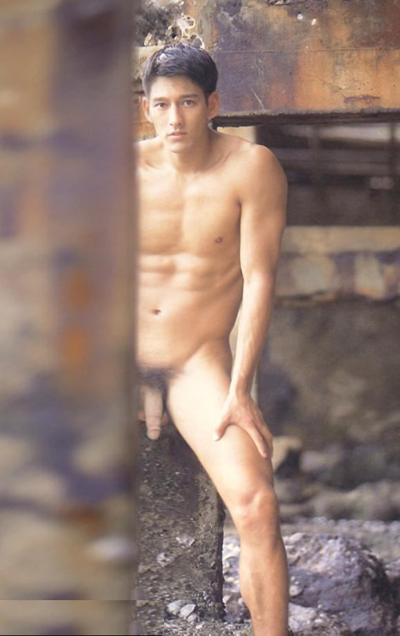 thailand naked Foto men