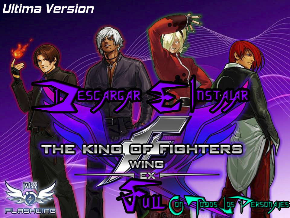 descargar the king of fighters wing ex