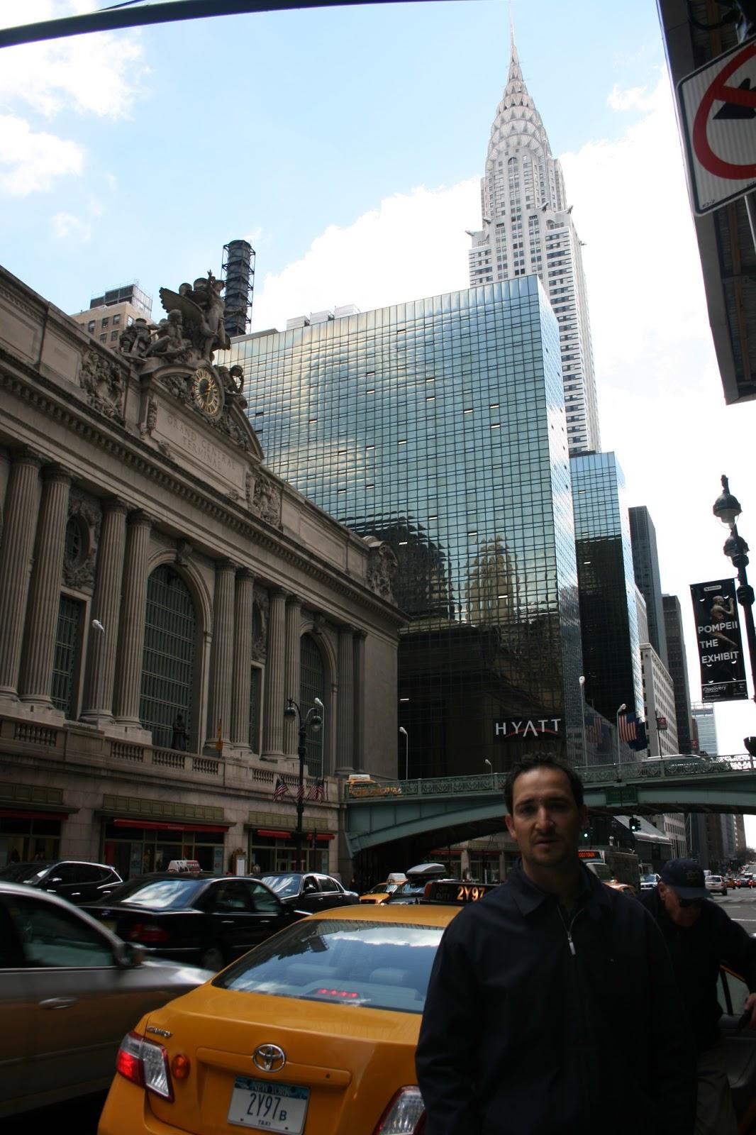 new york grand central chrysler