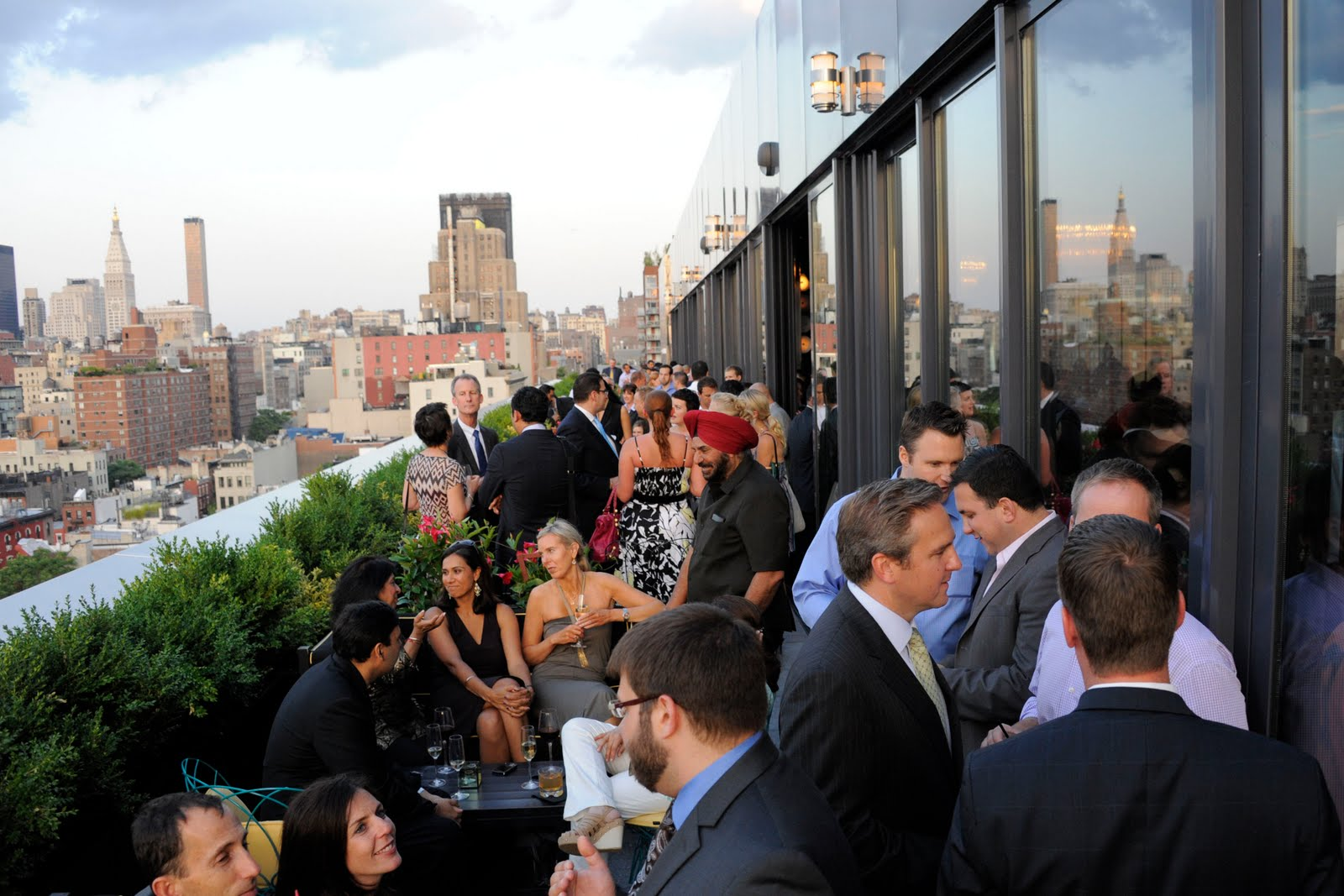 Dream Downtown  Top 10 New Year's Eve Parties in New York ITL 2B  2BDream 2BHotel 2B3