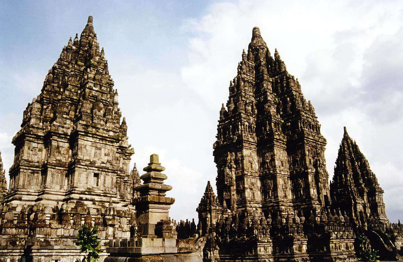 The Wonderful Tourism of Yogyakarta: Prambanan Temple