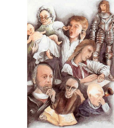 the conception of justice in king lear by william shakespeare King lear king of britain lear is the protagonist whose willingness to believe empty flattery leads to the deaths of many people goneril lear's eldest daughter who, after professing her.