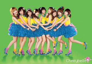 """Cherrybelle dengan lagu barunya """"Bukan Cinderella"""""""