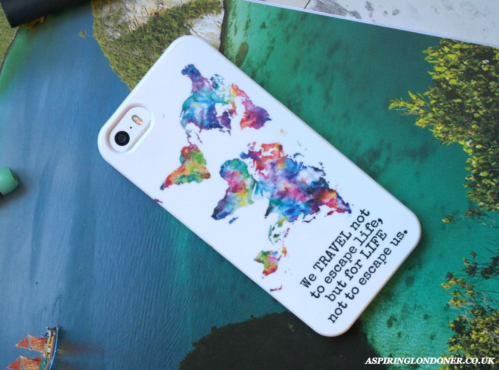 Caseapp iPhone 5S Case Review - Aspiring Londoner