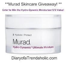 Murad Skincare Giveaway!