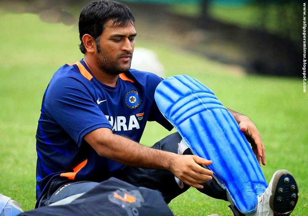 10 best MS Dhoni HD Wallpapers for Laptops
