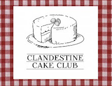 Organiser of the Shoreditch Clandestine Cake Club