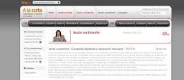 Entrevista en Radio Exterior de España