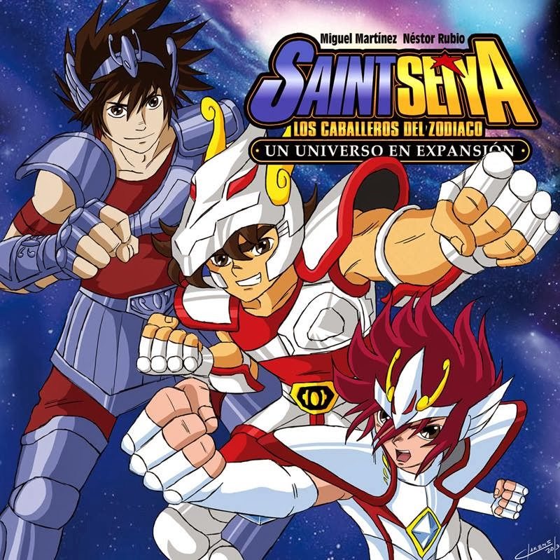 Saint Seiya, Un Universo en expansión