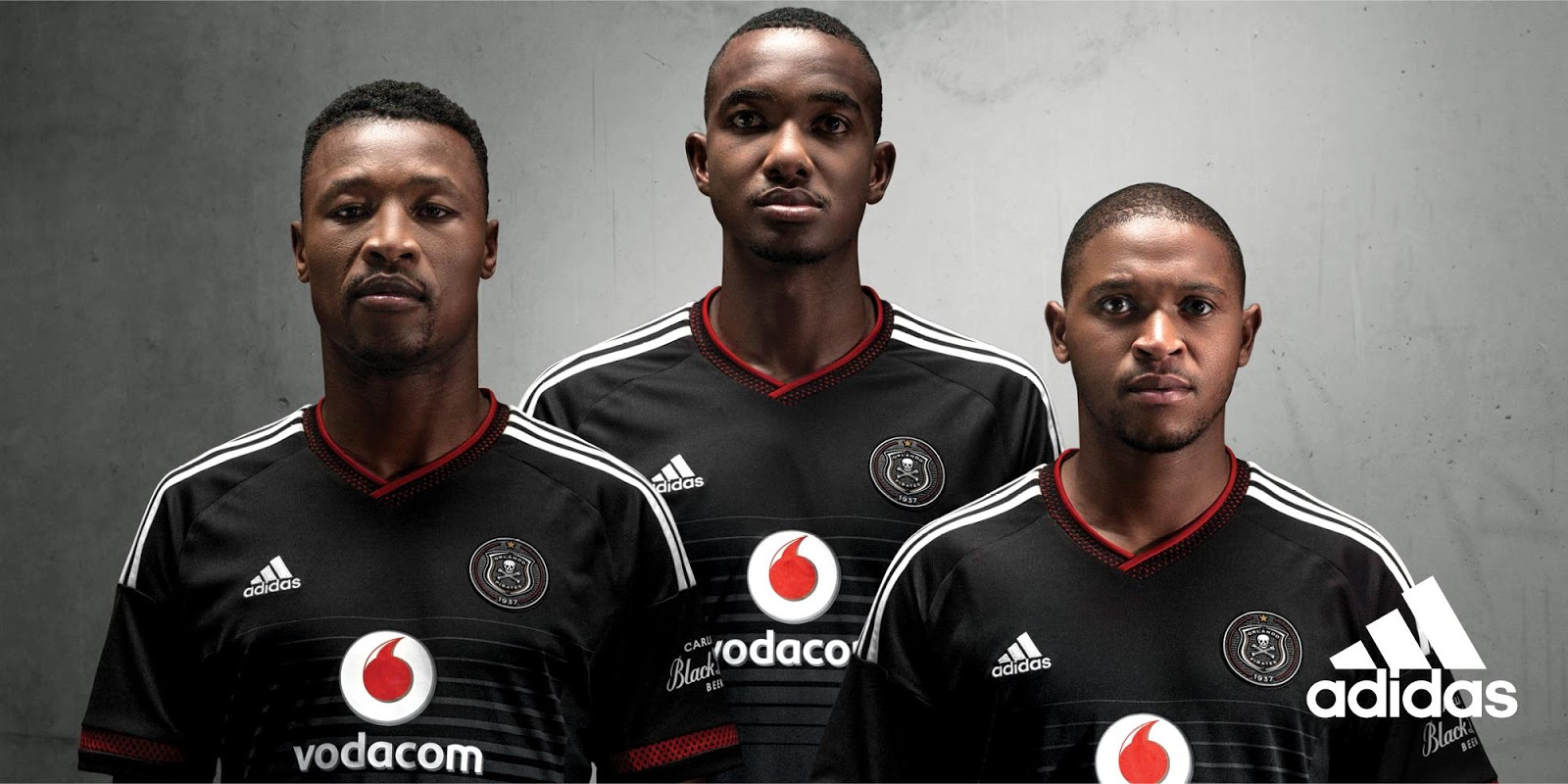 Orlando Pirates 15-16 Kits Released - Footy Headlines