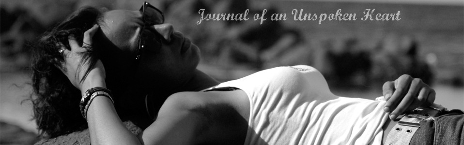 Journal of an Unspoken Heart