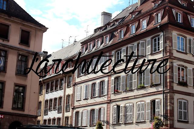 architechture Strasbourg