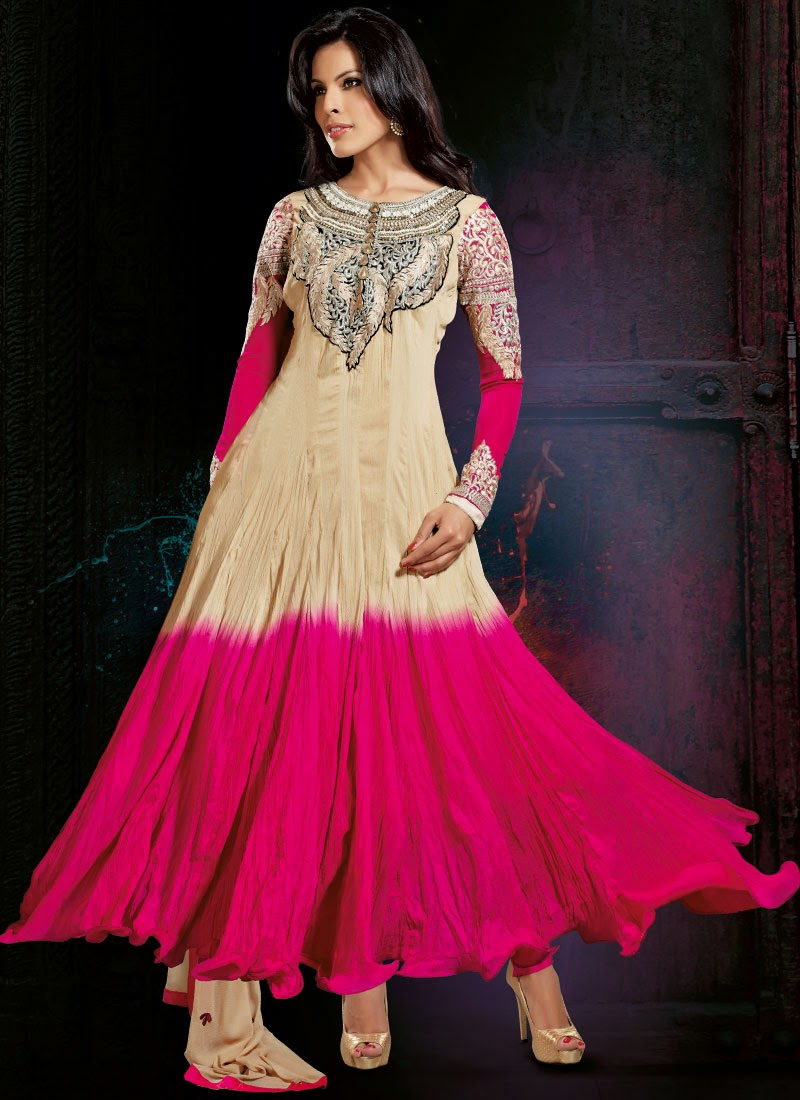 Bollywood Replica Anarkali Dresses & Collection Only at ...