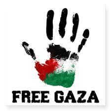 HIMPUNAN RAKSASA SOLIDARITI 'GAZA'