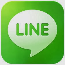 Aplikasi Android Line