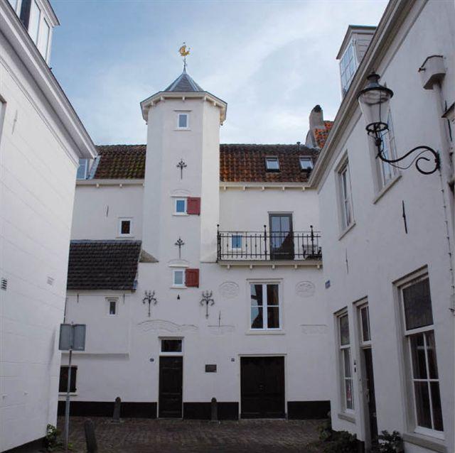 Het gasthuys amersfoort - Eigentijdse interieurarchitectuur ...