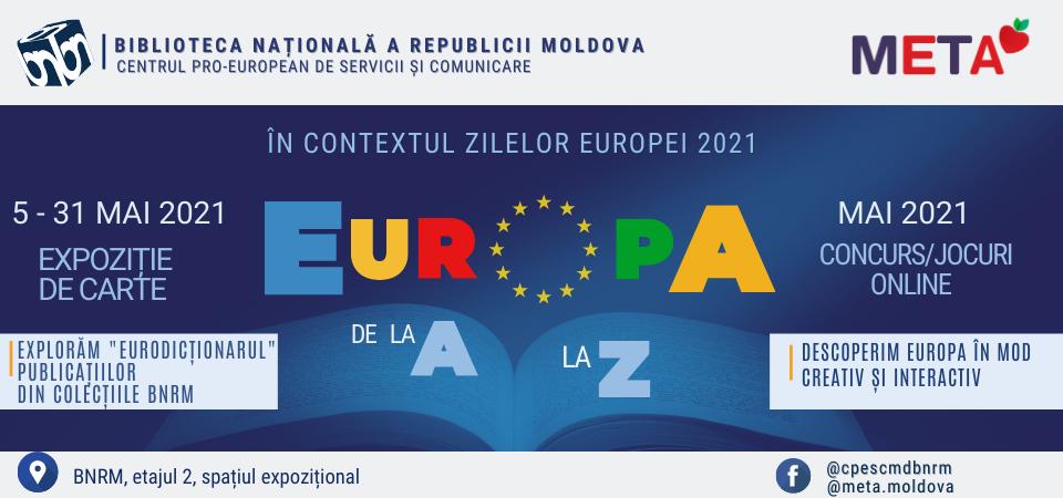 Zilele Europei 2021