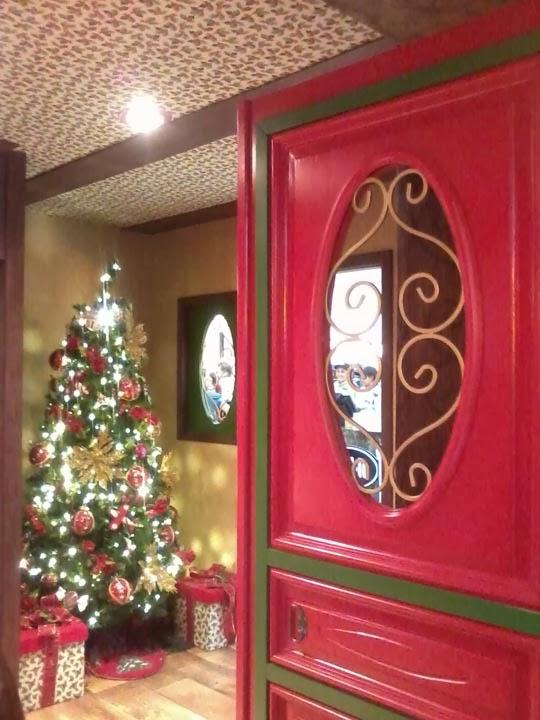 decoração natalina 2013