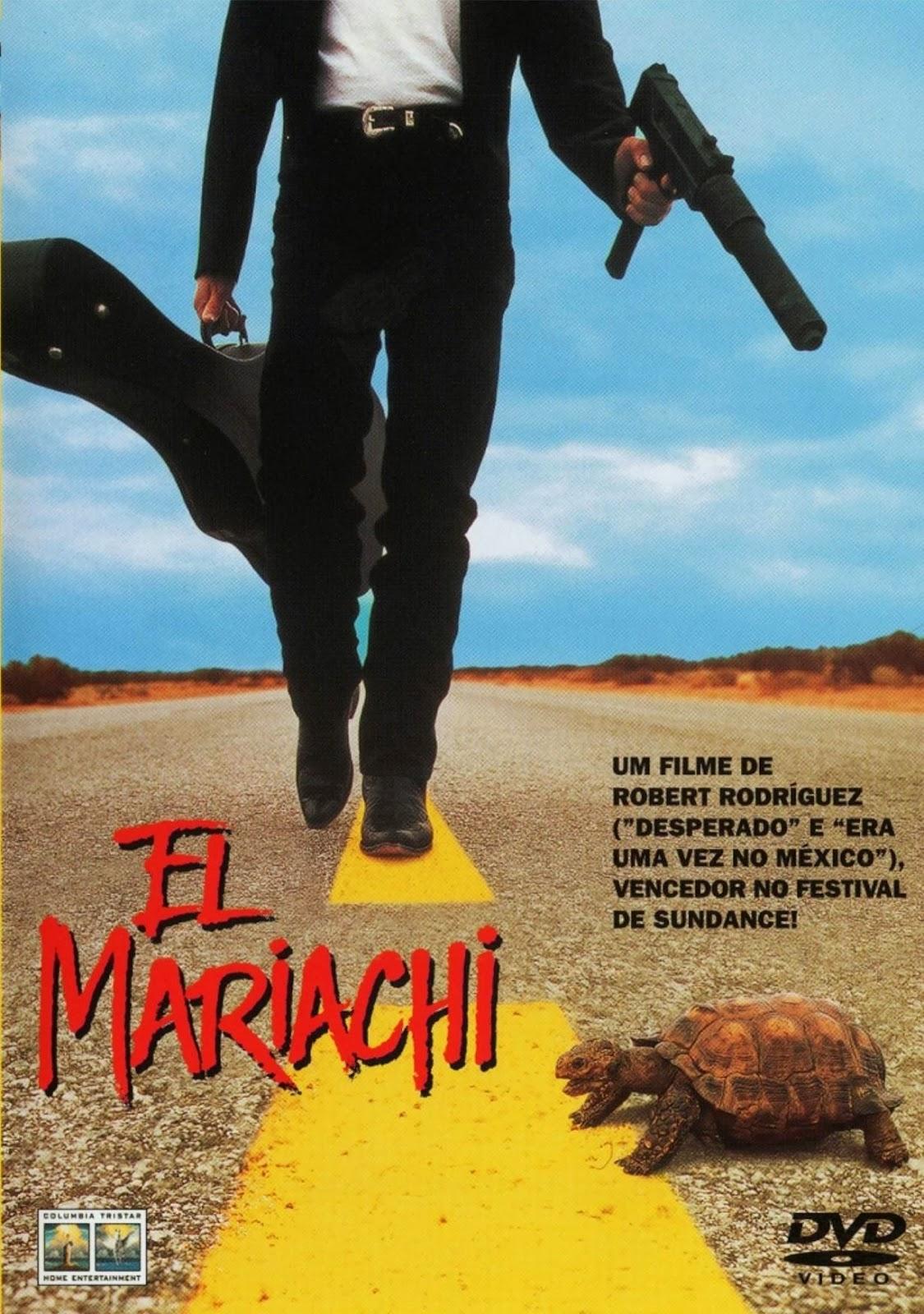 O Mariachi – Dublado