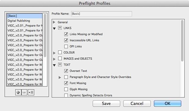 indesign live preflight prepression rh prepression blogspot com