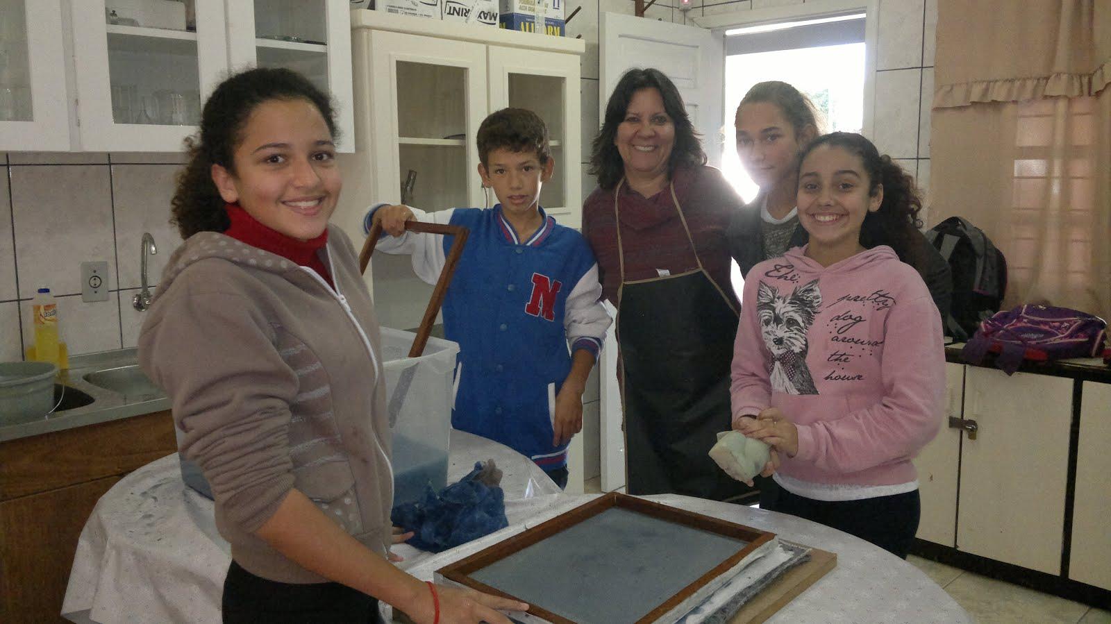 Projeto Ação Cultural- Ponto de Cultura Casa do Artista Caponense