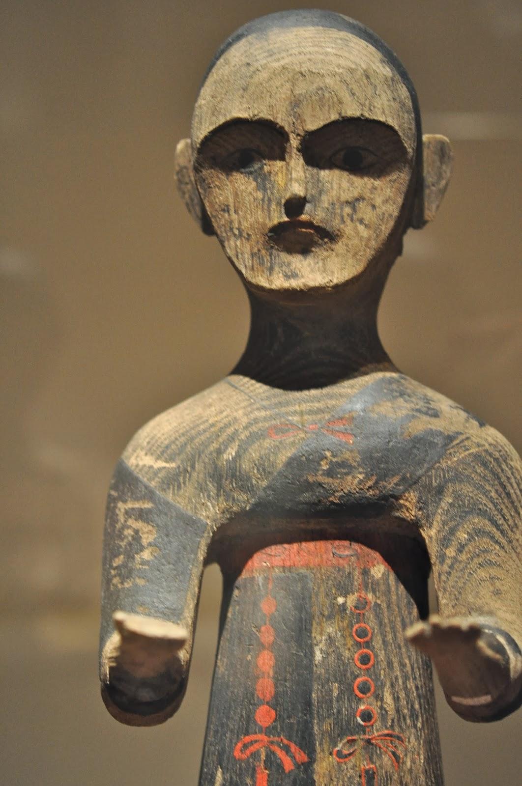Chinese art, Chinese statue, portland art museum exhibit