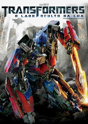 Transformers 3: O Lado Oculto da Lua - BDRip Dual Áudio