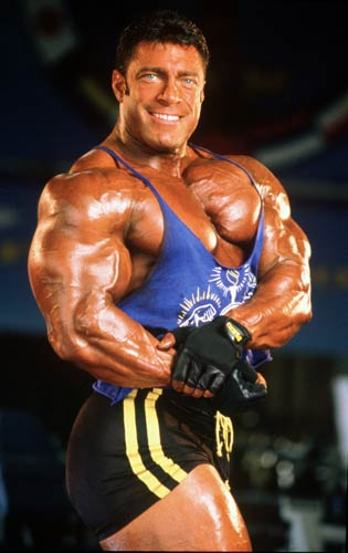 First bodybuilding competition was the 1981 Natural America, where he placed ...