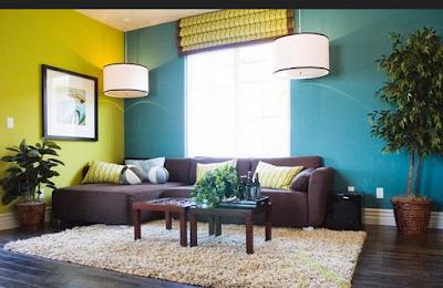 Cat Interior Rumah Minimalis Modern