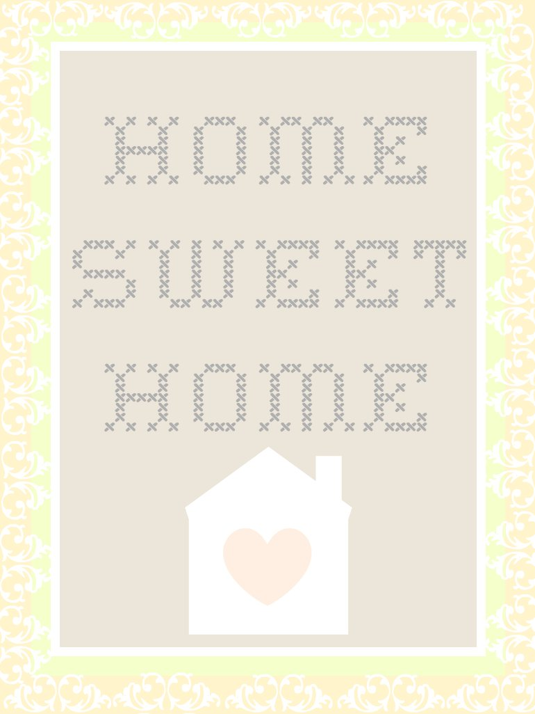 This is a graphic of Rare Free Printables for Home