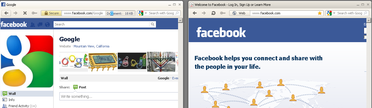 |How to| Login to multiple Facebook accounts simultaneously