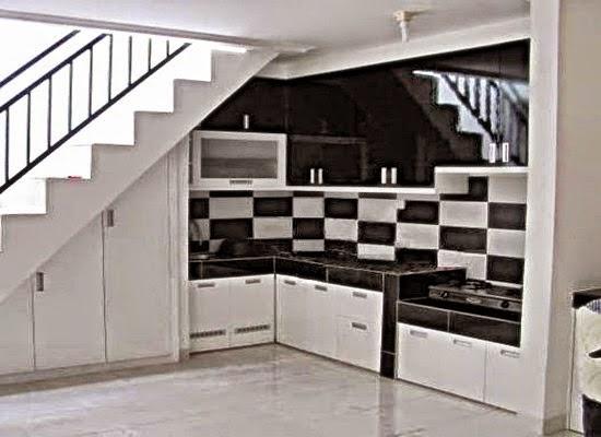 Desain Rak Dapur