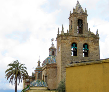 Bienvenido a la web de la Parroquia de Santiago el Mayor de Utrera