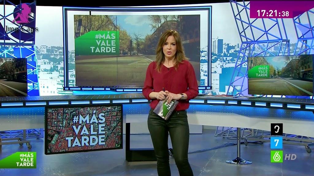 MAMEN MENDIZABAL, MAS VALE TARDE (23.02.15)