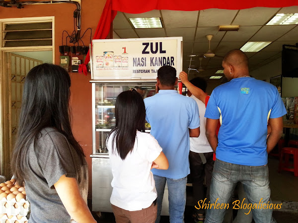 Zul Nasi Kandar @ Batu Maung, Penang