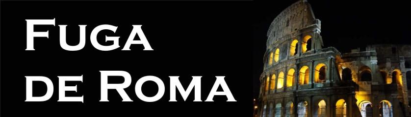 Fuga de Roma