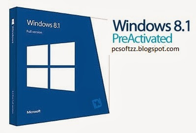 Download Windows 8.1 Update 1 AIO 20in1 x86/x64 Integrated February 2014 Preactivated