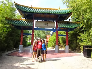 China in Port Aventura