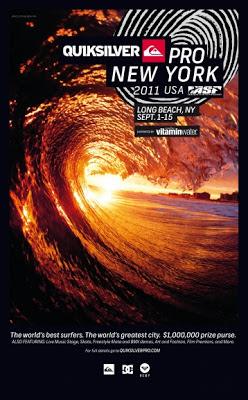 Quiksilver Pro New York 2011